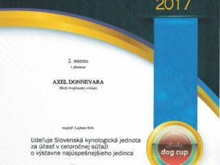 Open Slovakia Dog Cup 2017