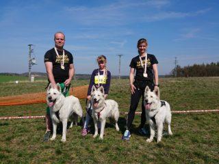 Canicross race Leskros – Dnešice2/4