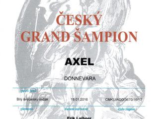 Grand Champion CZ